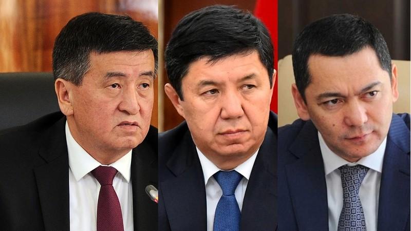 Выборы 2017:  Сравнение имущества кандидатов в президенты О.Бабанова, Т.Сариева, С.Жээнбекова