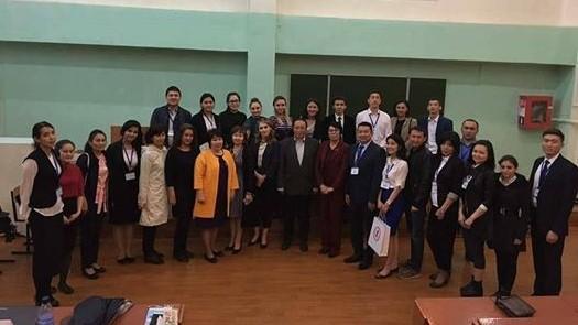 Студенты КГМА стали обладателями 15 призовых мест международной конференции в Алматы — Билим АКИpress