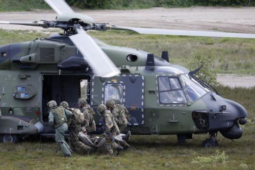 Стало известно о крушении немецкого военного вертолета в Термезе в июле 2014 г. и проблемах в переговорах Узбекистана с Германией об аренде авиабазы