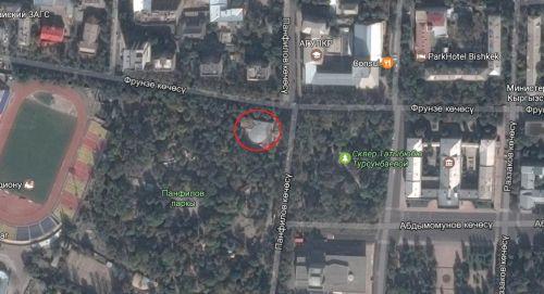 Владельцы ресторана  «Син-Хуа» пытались доказать в суде отказ Минкультуры от здания как от памятника архитектуры  в парке Панфилова