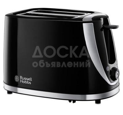 4237 - Тостер RUSSELL HOBBS 21410-56 Mode Black Toster