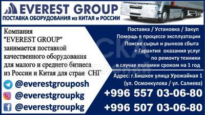 Компания «EVEREST GROUP»