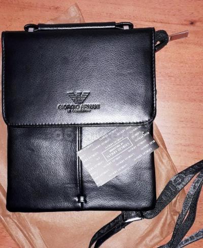 54ec3fc1d753 Продаю новую кожаную сумку. 800 сом. Бишкек 31 Май. Мужская барсетка
