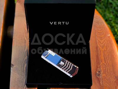 Новый Vertu Signature S Design