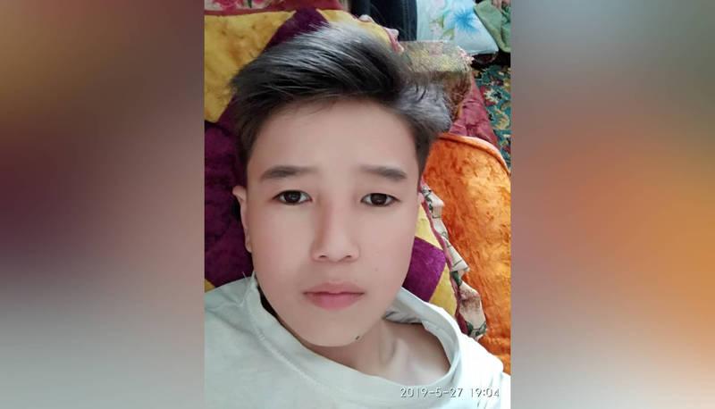 Внимание, розыск! 16-летний Арланбек Балтабаев вышел встретиться с другом и пропал без вести