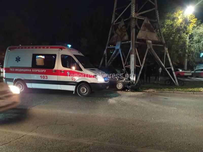 В Бишкеке возле ТЭЦ произошла авария. Есть погибший