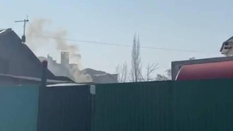 Частный дом на ул.Ахунбаева загрязняет воздух выбросами из котельной, - бишкекчанка