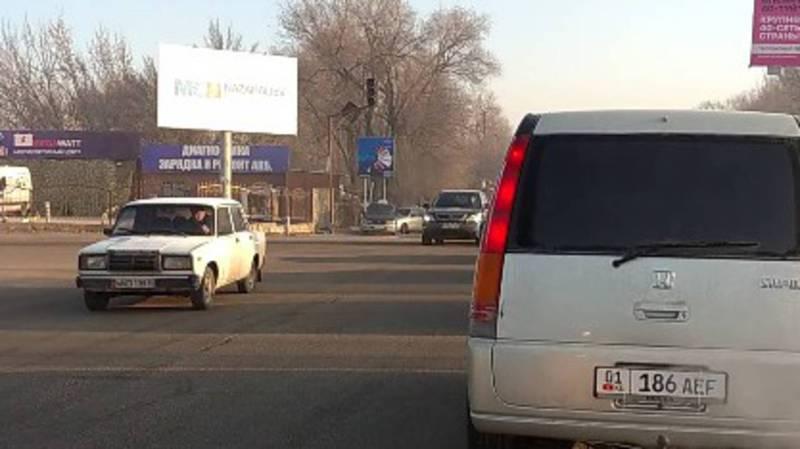 На Алма-Атинской – Объездной не работает одна секция светофора, - очевидец