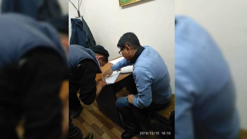 Мэрия: Составлен протокол в отношении лица, выполнявшего земельные работы на улице №8 в жилмассиве Рухий Мурас