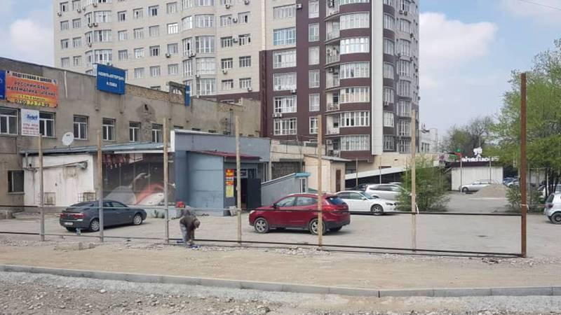 Могут ли строители работать в условиях карантина? - бишкекчанин (фото)