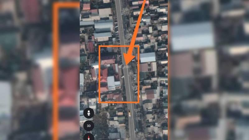 Горожанин просит установить светофор на улице М.Ганди возле ИСИТО