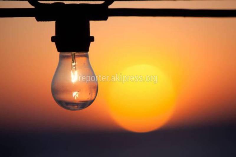 В жилмассиве Тынчтык ночью отключают электричество, - житель