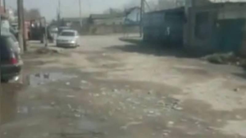 Когда будет отремонтирована улица Волковой в Бишкеке?