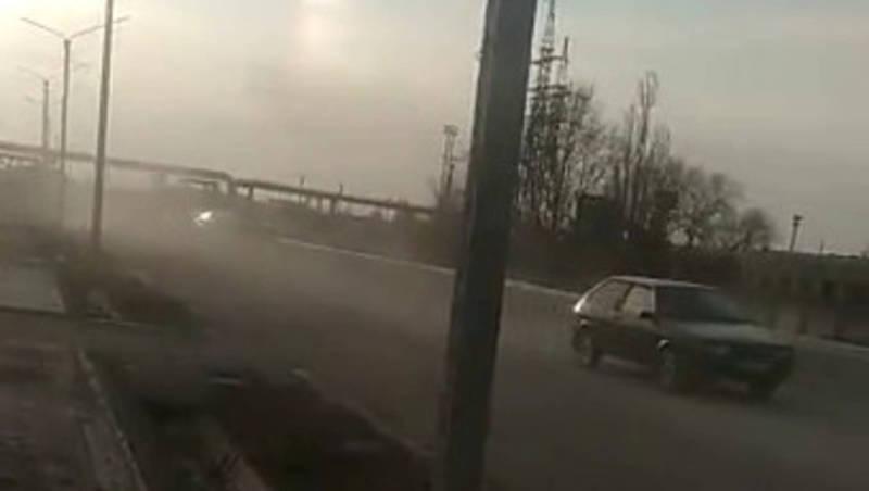 Улица Достоевского в Кара-Жыгаче утопает в пыли, - жительница (видео)