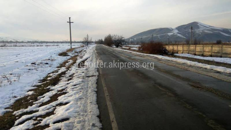 Из села им.Суймонкула Чокморова до Бишкека нет маршруток. Люди ходят пешком, - житель (видео)