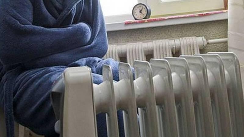 Жильцы №33 дома в 10 мкр просят разрешить проблему с отоплением