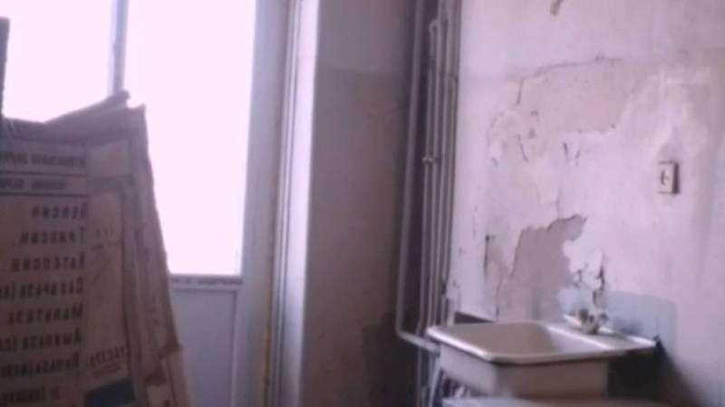 Горожанин просит отремонтировать здание Академии физической культуры и спорта в Бишкеке
