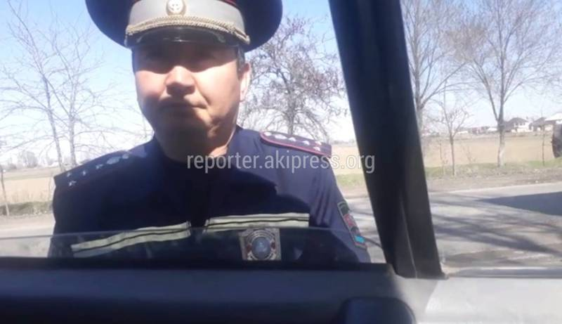 Может ли инспектор УОБДД без причины останавливать авто? - бишкекчанин (видео)