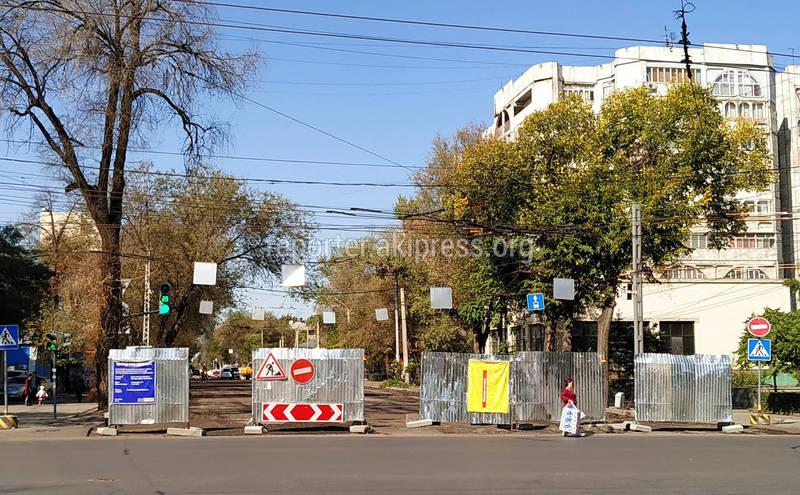 ГУОБДД поручено рассмотреть вопрос о двустороннем движении на односторонних улицах на время ремонта Московской