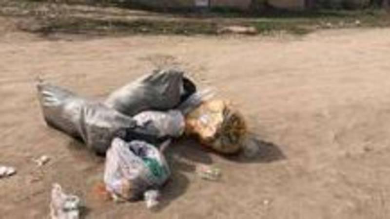 Вывоз мусора в Арча-Бешике осуществляется согласно графику