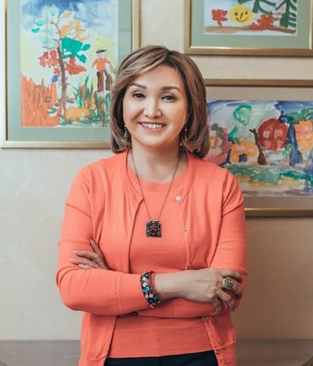 Гульнара Каликова 5