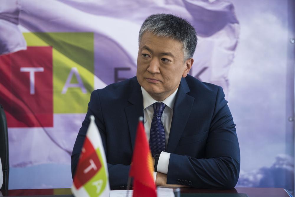 А.Уманкулов