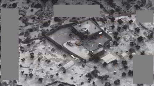 Screenshot_2019-10-31 США обнародовали фото и видео штурма дома, в котором прятался главарь ИГИЛ